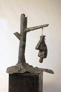Hanged Man, Torch welded