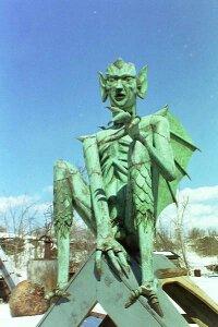 Copper Gargoyle, 1999