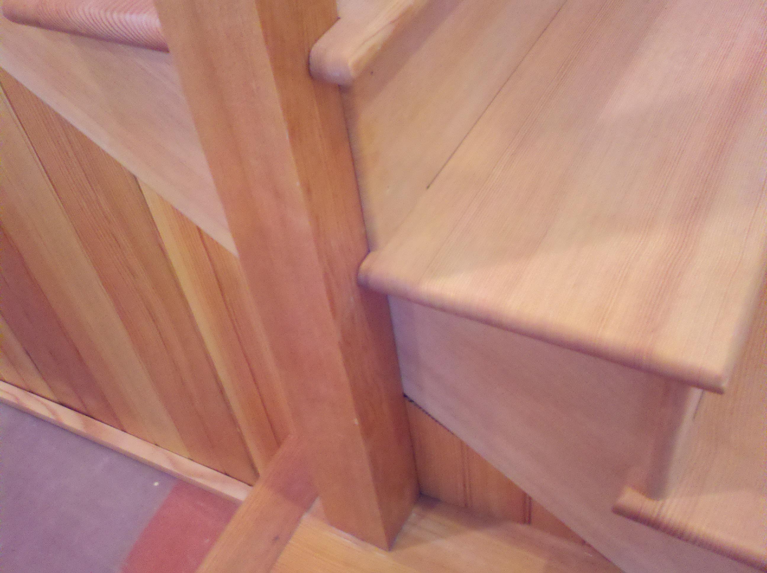 Fir Stairway