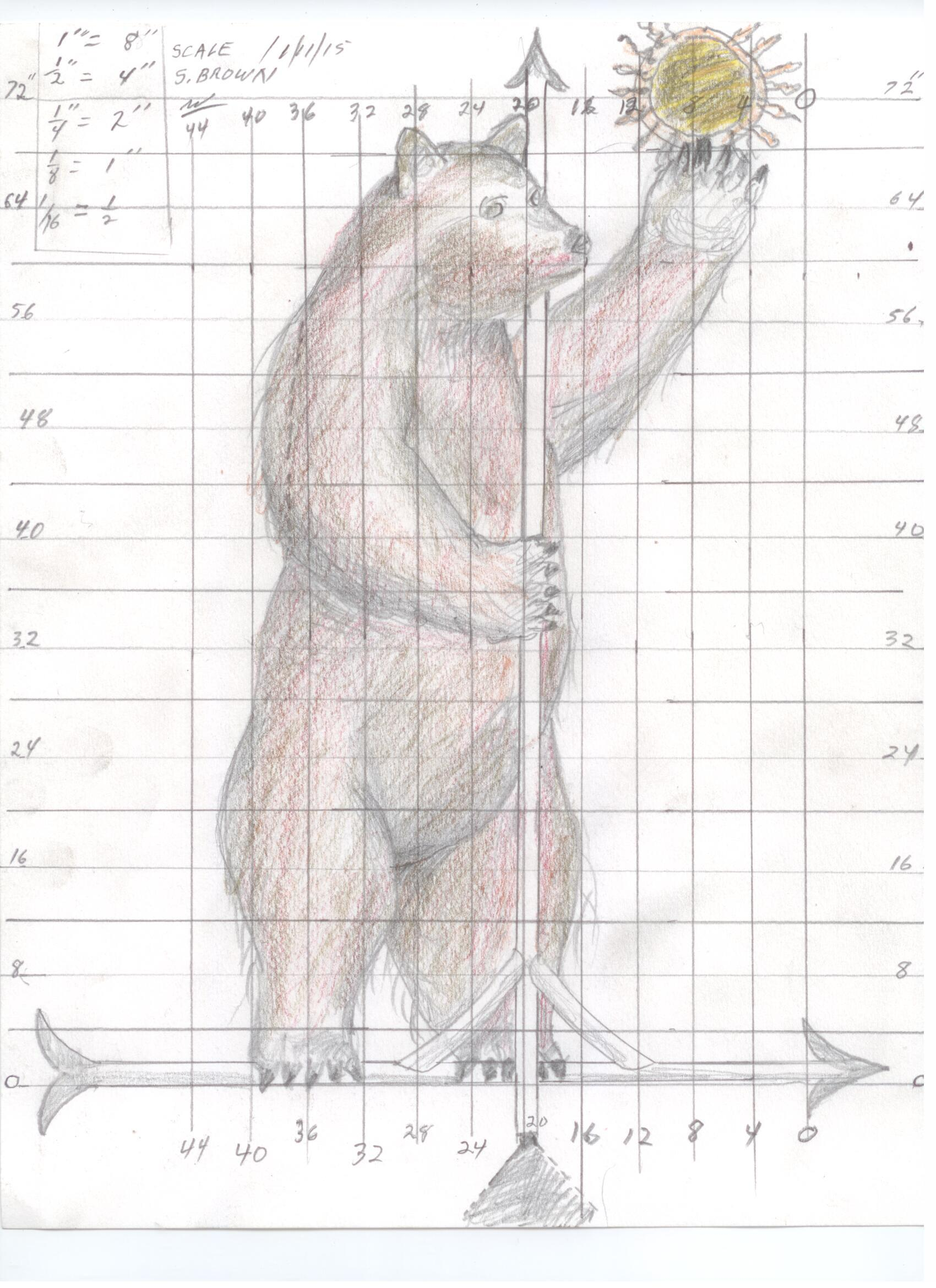 BEAR Drawing Concept