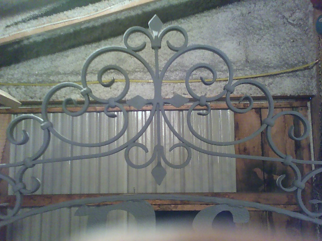 Mexican Resturante  Iron Work