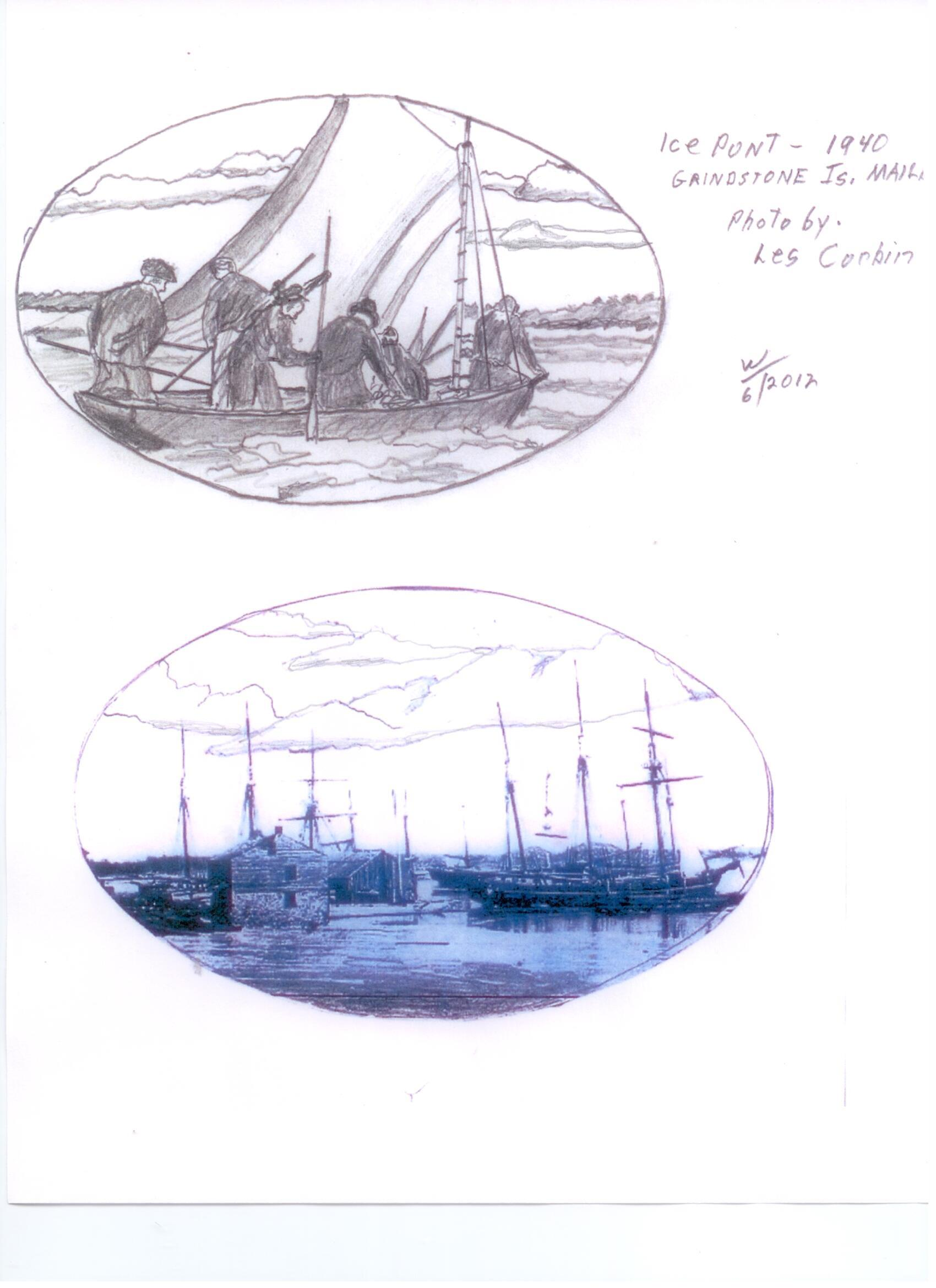 Corbin Sketches