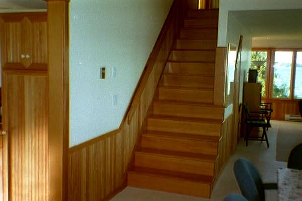 Fir Stairway 2