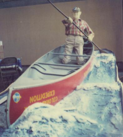 H.D. Sailing Canoe, ABM