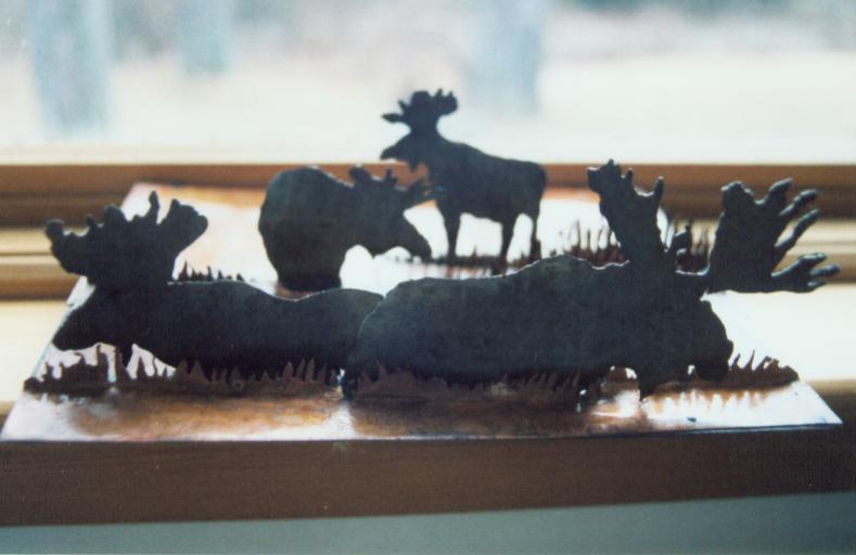 Moose - Copper