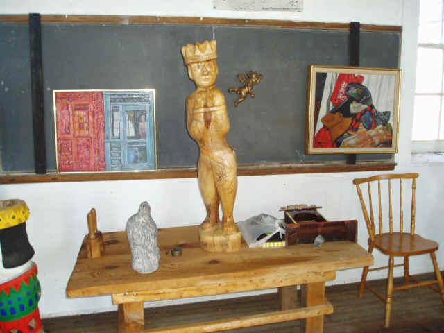 Carmen's Schoolhouse