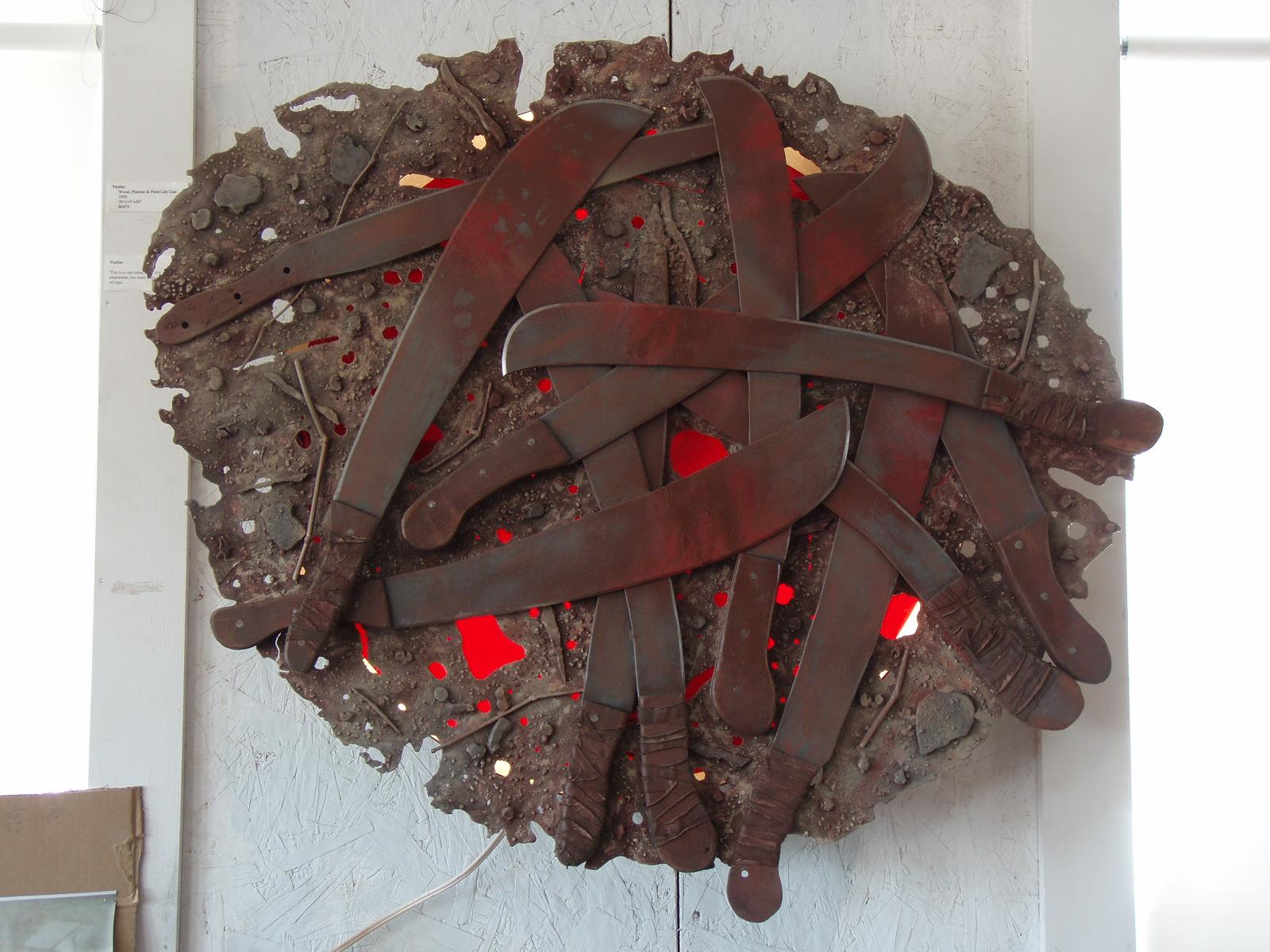 Rwanda Red, Steel