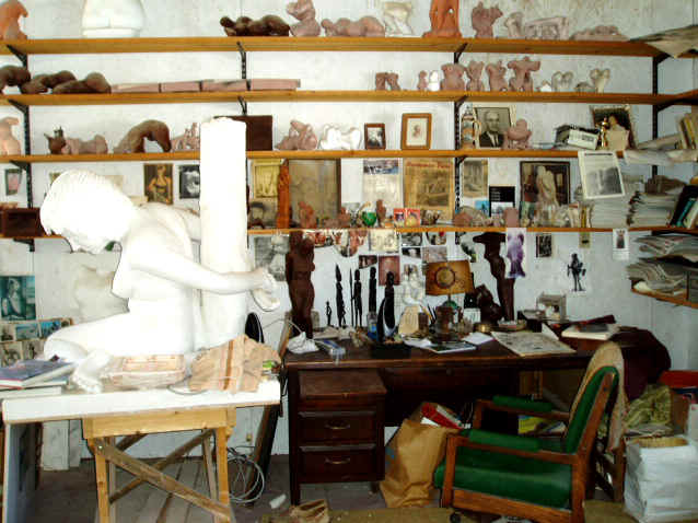 Studio in Omar 1994