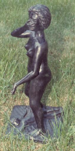 The Drowning, Bronze 1984