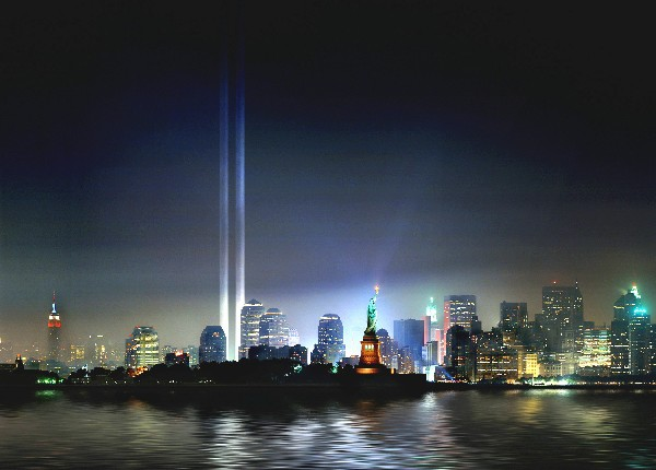 WTC_Tribute_Lights