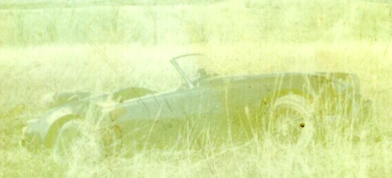 1960 MGA Roadster, My 1st.