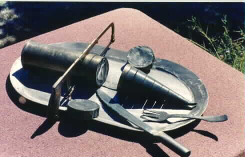 Poached Artillery