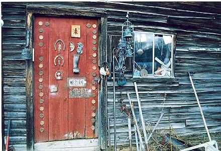 Carmen's Door