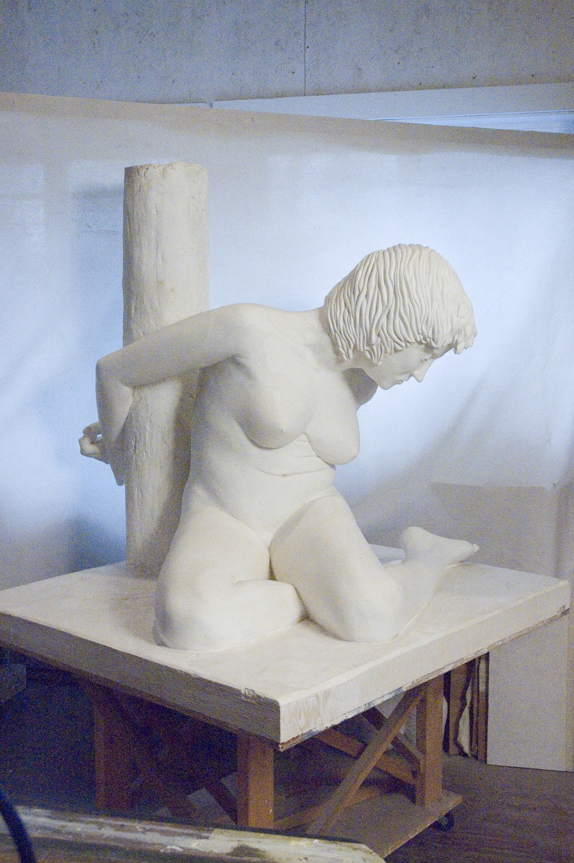 The Captive , Plaster