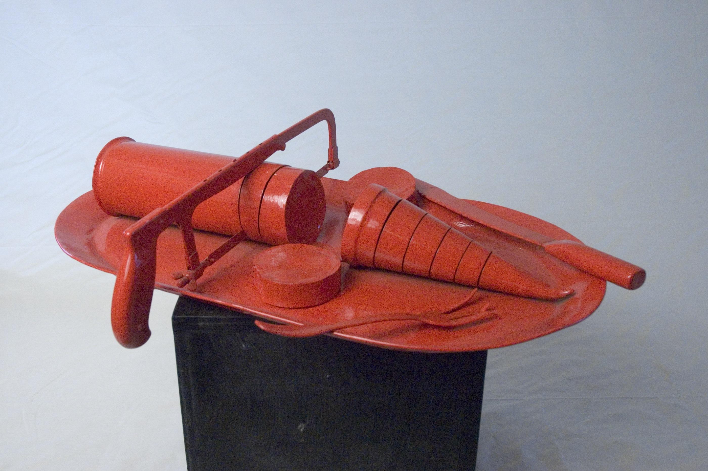Poached Artillerie