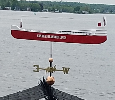 Laker Weathervane